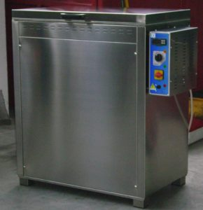 lavatrici ad ultrasuoni e forni di asciugatura