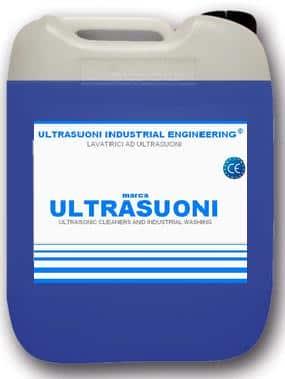 detergente medio alcalino per sgrassatura sonica