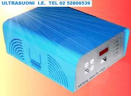 Generatore ultrasuoni serie azzurra